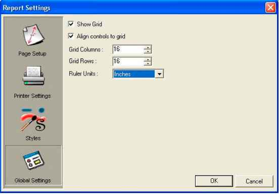 Settings Options Dialogbox Net