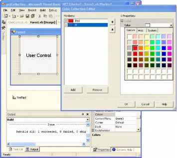 Visual Basic User Control